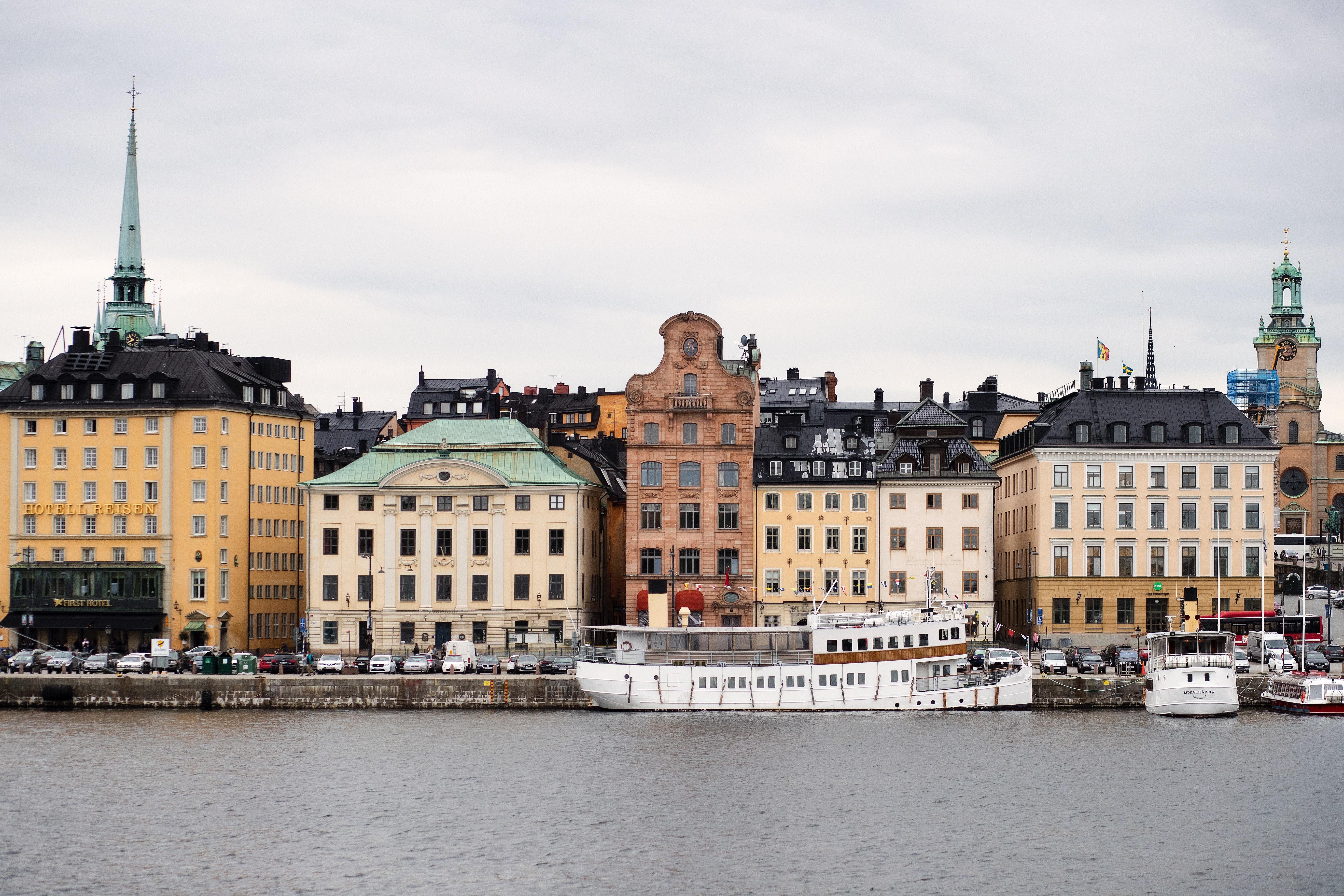 stockholm green city