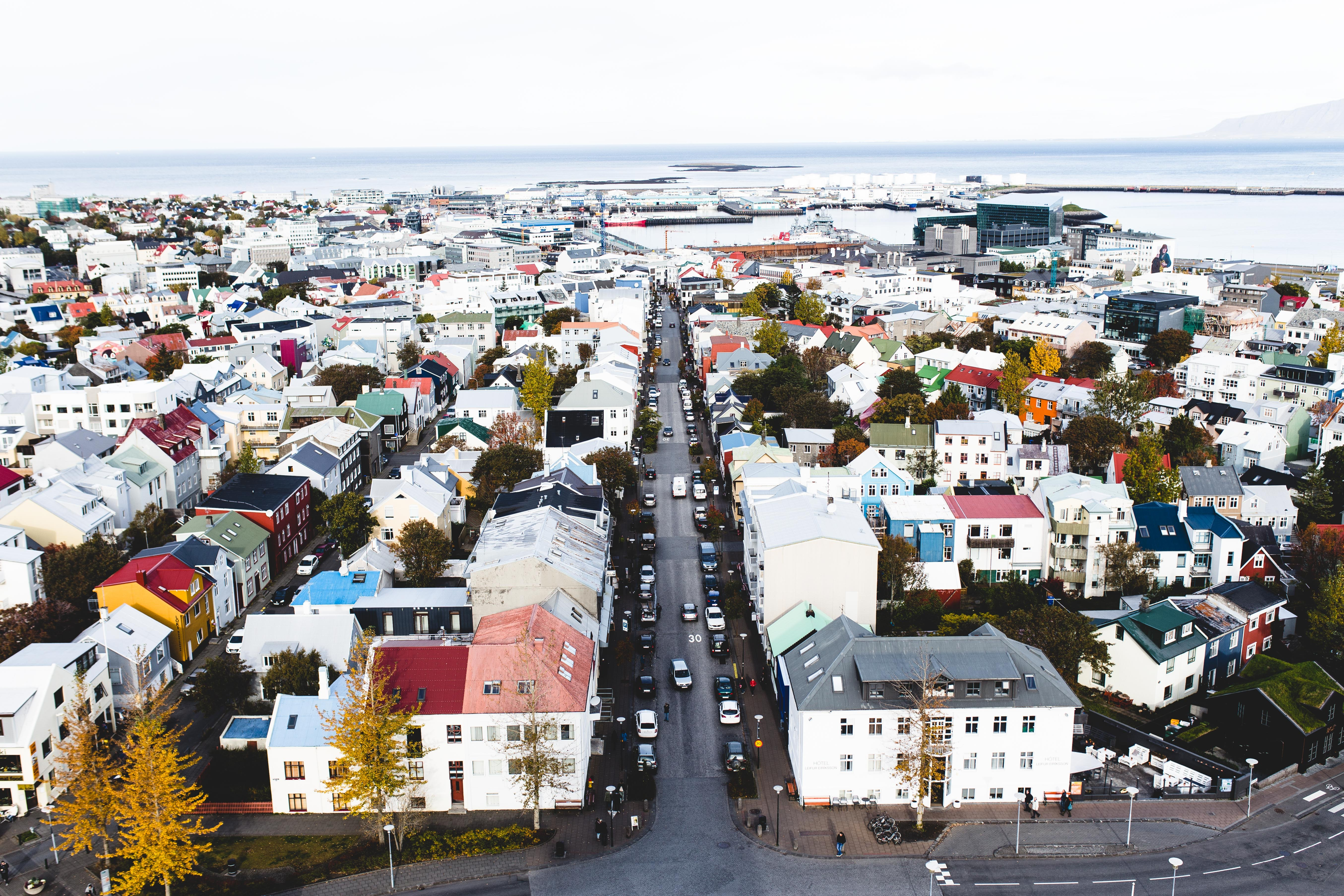 reykjavik green city