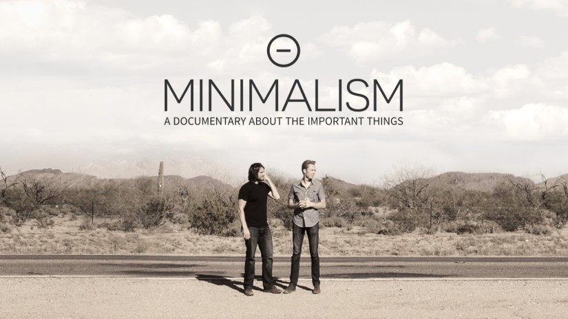 minimalism movies
